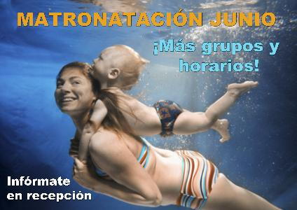 Noticia: MATRONATACI�N JUNIO