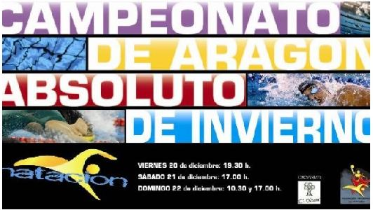 Noticia: CAMPEONATOS DE ARAG�N ABSOLUTOS