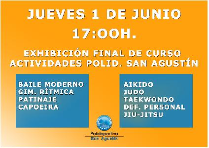 Noticia: EXHIBICI�N FIN DE CURSO